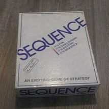Sequence Board Card Game Complete Pre-Loved - $27.10