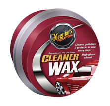 Meguiar's  Paste  Automobile Wax  11 oz. For Cleaning and Deep Shine - $17.99
