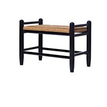 Surfside Handcrafted Wood Ottoman Bench  - €129,57 EUR