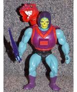 Vintage 1984 MOTU He-Man Dragon Blaster Skeletor Figure - $39.99