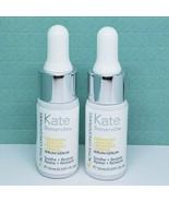 Lot of 2 Kate Somerville Ceramides + Omega Serum Travel (0.33 oz/10 mL e... - $24.99