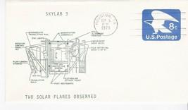 SKYLAB 3 TWO SOLAR FLARES OBSERVED HOUSTON TEXAS SEPTEMBER 5 1973 - $1.98