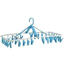 HaloVa Laundry Drying Rack Hanging Foldable Compact Portable Outdoor Ind... - $32.06