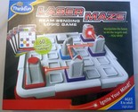 Laser Maze Beam Bending Logic Game from Think fun Ignite Your Mind Complete