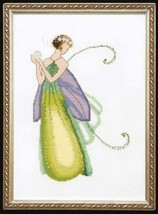 "Chart N Embellishment + Special Threads ""Gardenia Spring Garden"" By Nora Corbett - $27.71"