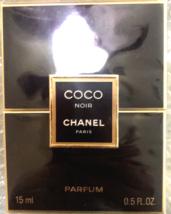 $210 Retail Chanel Coco Noir Parfum Pure Perfume 0.5 Oz 15 Ml New In Box Sealed - $197.95