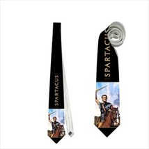 Necktie tie spartacus slave revolt roman republic gladiators horse juliu... - $22.00