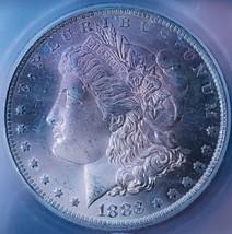 1883 O MS66  MORGAN SILVER DOLLAR TONED BU/UNC * 913 - $244.95