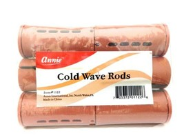 "ANNIE COLD WAVE RODS  X- JUMBO 6 COUNT 3.5""x1 1/2"" #1122"
