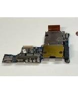 Apple MacBook Pro A1150 MA464LL-A Audio USB DC Jack Board  - $8.90