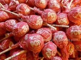 Tootsie Pops Strawberry 60 Strawberry Tootsie pop lollipop bulk candy su... - £15.24 GBP