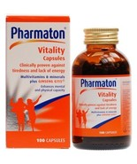 Pharmaton - Pharmaton Vitality | 100's by Pharmaton - $34.30