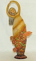 """Blooming Wild Wisdom Figurine Karen Hahn Enesco 11.25"""" - $28.66"""