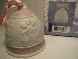LLADRO Christmas Bell 1996 #16297 Vintage - $12.00