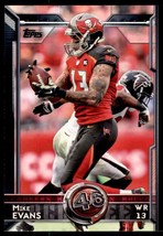 2015 Topps Mike Evans #377 - $4.89