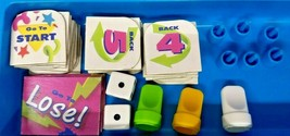 This Game is Bonkers Board Game 1990 MB Game Parts Cards - $9.79