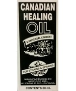 Canadian Healing Oil - 60 ml - $15.90