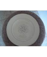 Homer Laughlin Celeste dinner plate 3 available - $3.22