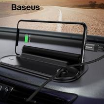 Baseus Mobile Phone Holder For Car Phone Holder Temporary Parking Card Phone Num - £18.45 GBP