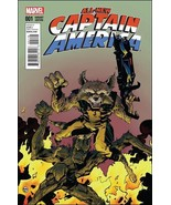 All New CAPTAIN AMERICA Lot (Marvel/2015) - $9.46