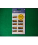 Nine Mile Prairie Self Adhesive Mint Block NH VF Original pk - $7.79