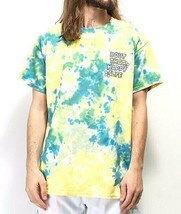 Zumiez A-Lab Happy Life Green & Yellow Tie Dye T-Shirt - $19.99