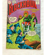 Blackhawk 167 Comic DC Silver Age Good To Very Good Condition - $9.99