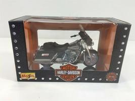 1997 Maisto Harley Davidson 1:18 NIB Die Cast FLHT Electra Glide - $14.99