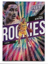 2018 Panini The National Rookies Kyle Kuzma Limited Edition Card-#/399! - $1.49