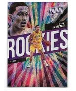 2018 Panini The National Rookies Kyle Kuzma Limited Edition Card-#/399! - $1.49