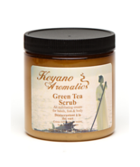 Keyano Aromatics Green Tea Scrub 10 oz - $28.00
