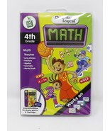 LeapFrog Quantum LeapPad Learning System - New - 4th Grade Math Book - $19.99