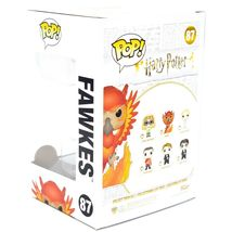 Funko Pop! Harry Potter Fawkes Phoenix #87 Vinyl Figure image 3