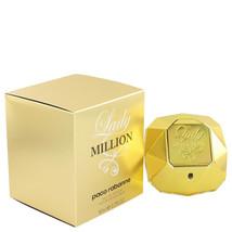 Lady Million by Paco Rabanne Eau De Parfum Spray 2.7 oz for Women - $65.39