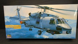 HASEGAWA SIKORSKY SH-60B SEAHAWK HELICOPTER US NAVY 1/72 PLASTIC MODEL A... - $19.95