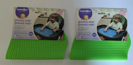 2 Babies R Us Gummi Mat Anti-Slide Baby Mats Brand New Complete in Package - $19.79