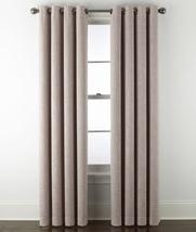 Two JCPenney Home Sullivan Keepsake Blush Blackout Curtains 50 X 95 - $140.00