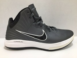 Nike Hyperfuse Lunarlon 469756-009 Training Basketball Sneakers Men's US... - $28.97