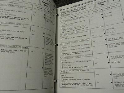 1991 Mazda Navajo Service Shop Reparatur Manuell Riesige Set OEM Fabrik Books 91