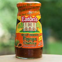 Eaton's West Indian Papaya Chutney 340g / 12oz - $14.99