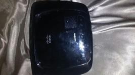 Linksys wireless broadband router no power cord(wrt160n v2) - $7.00