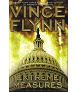 Extreme Measures Vince Flynn Mitch Rapp Novel H... - $5.99