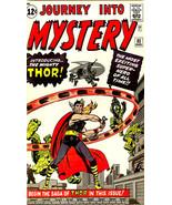 Journey Into Mystery # 83 Fridge Magnet - $3.95