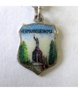 Vintage 835 Silver & enamel Hermannsdenkmal, Ge... - $10.29