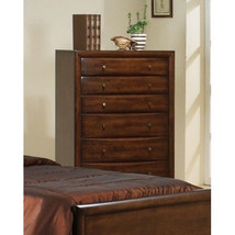 Tall Chest Of Drawers 6 Drawer Bedroom Highboy ... - $653.35