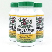Organically Grown Bitter Melon Extract - 100% Memordica Charantia by Her... - $14.80+