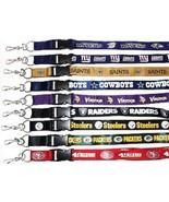 NFL Team Lanyard and Detachable Key Chain - $7.79