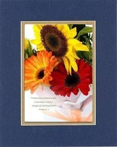 For Inspiration - Fall Flowers. . . 8 x 10 Inches Biblical/Religious Verses s... - $10.39