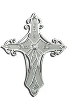 God Bless You Cross with Inspirational Message - $8.99