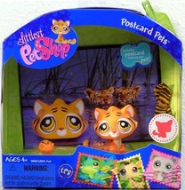 Littlest Pet Shop Postcard Pets Tiger - $78.97